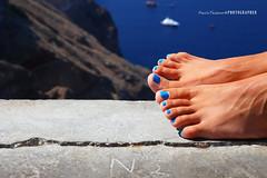 Blue Style (PaoloTezzon  PHOTOGRAPHER) Tags: travel sea summer colour love europe aegean hellas santorini greece grecia caldera cyclades travelphotography greekisland canon24105f4isl greekcolour exemplaryshot spiritofphotography canon5dmarkii llensseries bluegreek