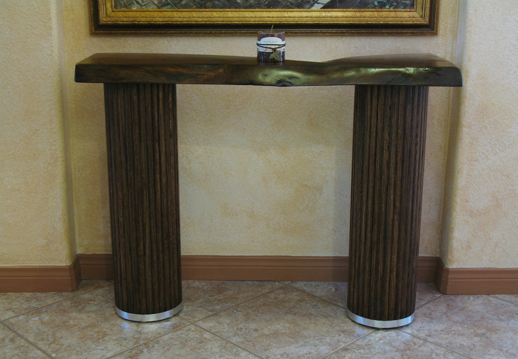 Contemporary Sofa Table / Hall Table