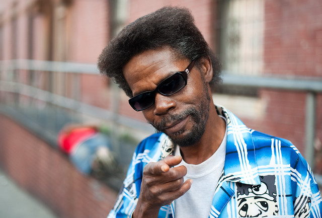 Bobby B again: Mott Haven Bronx