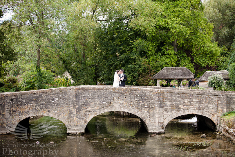 035 The Swan Bibury Wedding Photographer