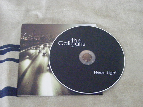 Neon Light des Caligaris - le CD