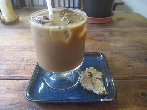 アイスコーヒー@KOTO CAFE(江古田)