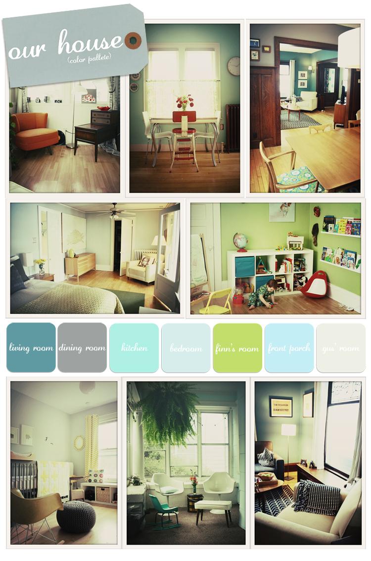 Our House (color pallete)