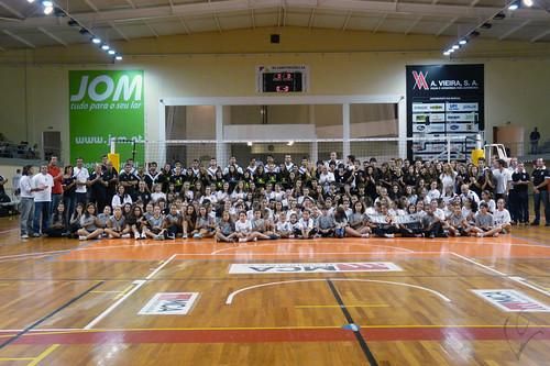 Apresentação Voleibol 2011/2012