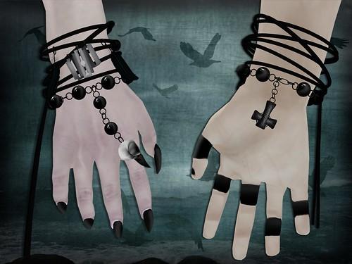 - .HoD. - The Crosary Bracelet