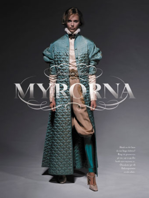 Myrorna ADVERTISING CAMPAIGN AUTUMN 05 2