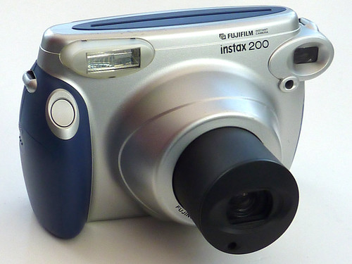 Fuji Instax 200 by pho-Tony