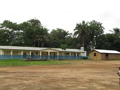 jr sec school and church
