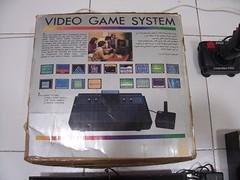 Atari 2600 Clone System (Box Back) (Retrofranz) Tags: japan systems atari retro videogames nes vader boxed clone 2600 famicom famiclone