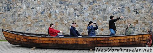 Fort Ti Boat