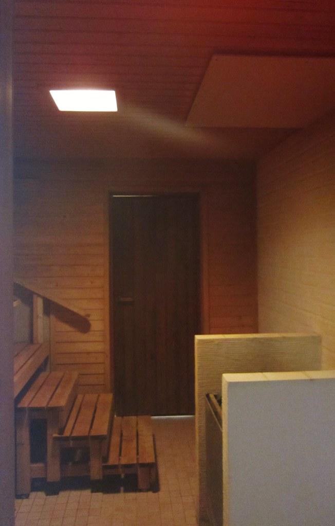 Dilo - sauna