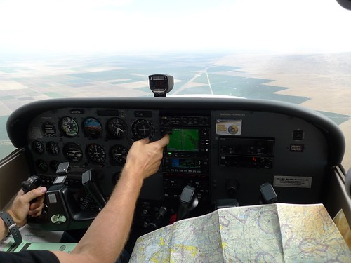 Cruising in a Cessna