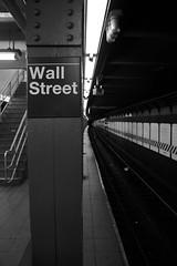 Wall Street (matthew ligotti) Tags: nyc raw protest police september wallstreet adbusters capitalism anonymous occupywallstreet