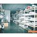 進豐角鋼架應用於印表機維修工作站實例
