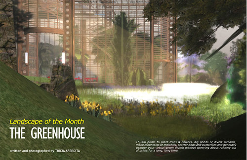 Prim Perfect No. 36: The Greenhouse