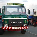Dodge 100, Angus Stewart, Lairg thumbnail