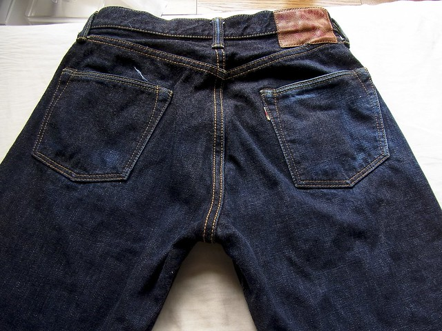 MOMOTAROU Jeans 24th Sep 2011 (96days)
