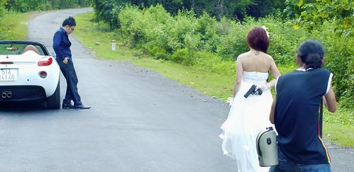 Tập tánh áo cưới