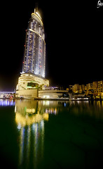 The Address Hotel (Abdulkreem Al-delaigan | ) Tags: life photography flickr dubai cityscape uae emirates   2011  canonef1635mmf28lusm  canon5dmark|| abdulkreemaldelaigan   abdulkreem aldelaigan