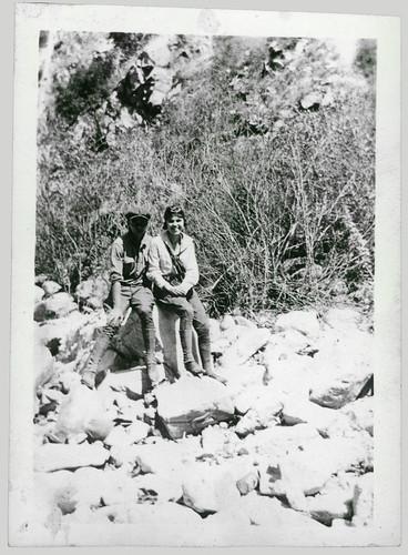 Two in Jodhpurs