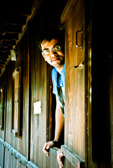 Dakshin Chitra-15 - Me :) (Shadows Galore) Tags: india photographs chennai dakshinchitra