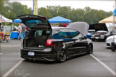 Donald's GTI @ Forge Booth (Dan Sangiorgio) Tags: vw h2o forge airride volkswagengti
