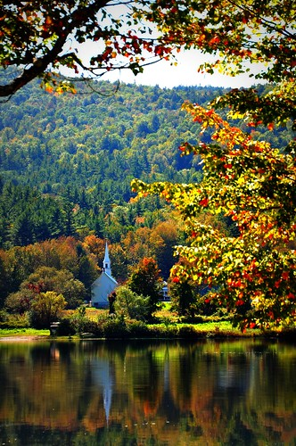 Eaton, New Hampshire by roswellsgirl