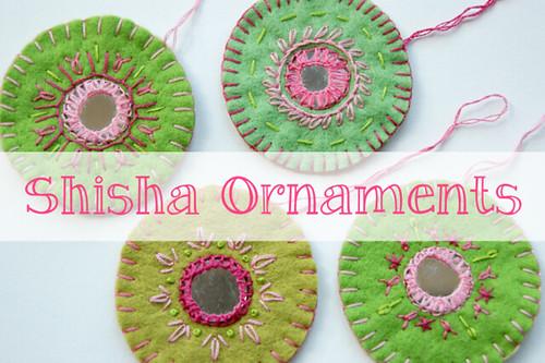 Shisha Ornaments
