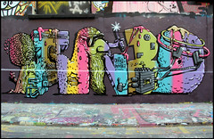 Turbo (Chrixcel) Tags: paris graffiti tag turbo graff ratp ce chocesthétique obrut