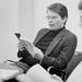 1984: Fr. Rewak teaching a poetry class
