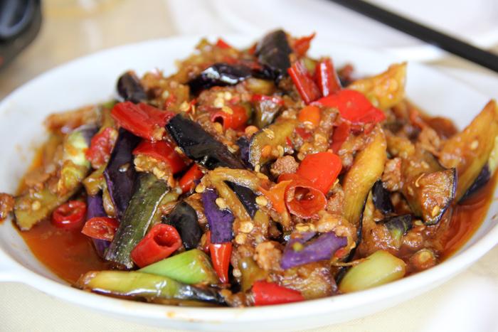 Yangshuo Eggplant