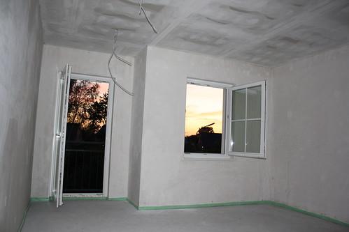 Abendstimmung Schlafzimmer