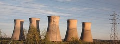 Ratcliffe on Soar cooling towers