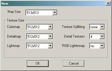 iClone5 Heightmap Terrain Creation Process