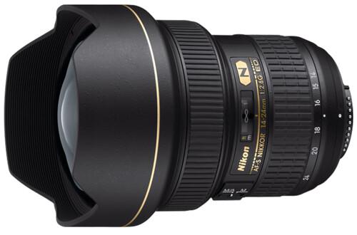 Nikon 14-24mm f/2.8G AF-S ED NIKKOR