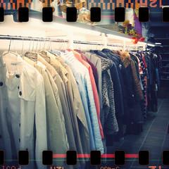 Second hand shop FIDA Iso Roba