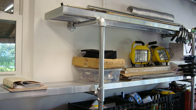Custom Reloading Bench