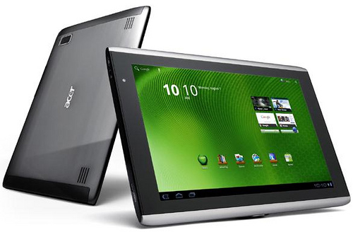 Acer Iconia Tab A501 review release date and price