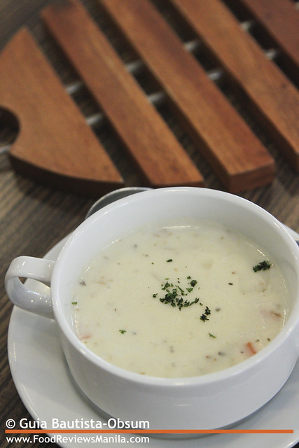 Fish and Co. New England Clam Chowder