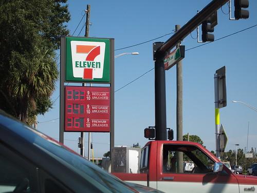 Orlando Gas 1 Oct 2011