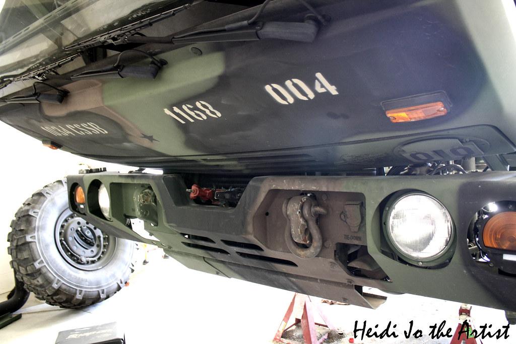 National Guard Truck