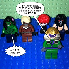 The Plot Thickens (BHHfilms) Tags: comics lego super batman heroes mocs afol minifigures legobatman batmancomics instagram legobatmancomics