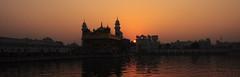 Morning (Parambir Singh Salar) Tags: sunrise temple golden das sikh sahib punjab ram sikhism guru darbar haramandir