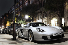 Second to None. (Alex Penfold) Tags: auto street camera london cars alex sports car sport mobile night canon silver photography eos photo cool flickr shot image awesome flash picture super spot harrods knightsbridge exotic photograph porsche basil spotted hyper gt supercar spotting exotica sportscar carrera sportscars supercars penfold aow spotter 2011 hypercar 60d hypercars alexpenfold rk09 rk00aow
