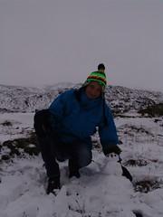 das Schneemannmeisterwerk