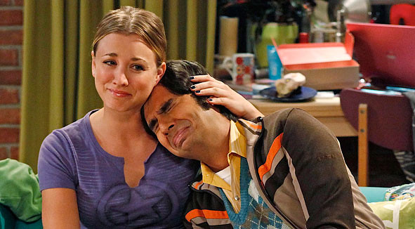 Penny and Raj, again