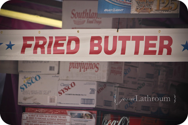 Fried Butter?