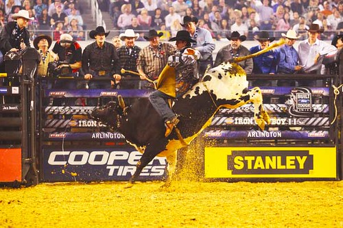Professional Bull Riders at Nationwide Arena Oct. 14-15, 2011