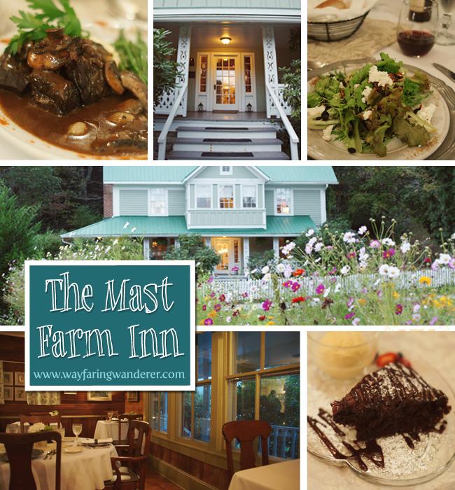 Mast Farm Inn | Valle Crucis,  NC