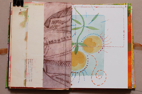 Journal of Scraps I: patterns
